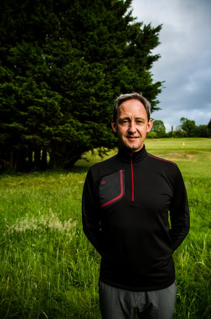 Jason Banting Golf Coach